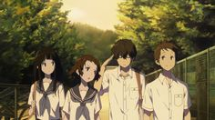 Hyouka GoBoiano - 35 of the Best Slice of Life Anime to Relax With Log Horizon, Best School Anime, Top Anime, Slice Of Life Anime, Comedy Anime, Ghibli Movies, Mecha Anime, Hyouka, Animes Wallpapers