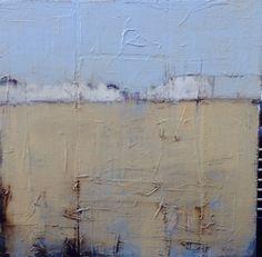 """ Winter Whispers to Jen"" 30x30 By Kris Prunitsch"
