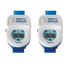 Potty Watch Potty Training Timer, 2 Pack – Blue « MyStoreHome.com – Stay At Home and Shop