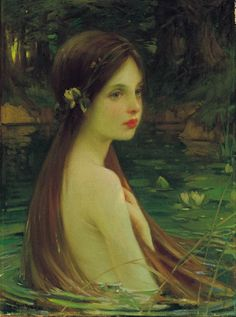 Waterbaby ~ William Samuel Henry Llewellyn