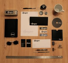 2013 Vega Brand Challenge - Agency VI by Tj van Rensburg, via Behance