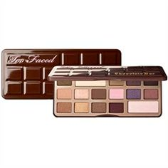 Chocolate Bar Eye Pallet