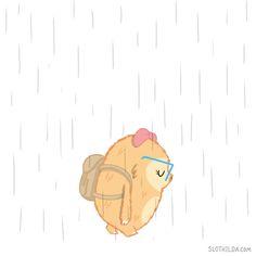 New trending GIF on Giphy. animation artists on tumblr comics rain sloth slothilda rainyday. Follow Me CooliPhone6Case on Twitter Facebook Google Instagram LinkedIn Blogger Tumblr Youtube