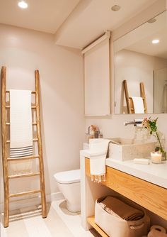 Amazing And Gorgeous Bathroom Decoration Ideas You Must Love; Romantic Bathrooms, Big Bathrooms, Yellow Bathrooms, Modern Bathroom, Small Bathroom, Bathroom Storage, Bathroom Ideas, Restroom Design, Bathroom Interior Design