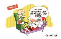 Natal com crise… | Humor Político