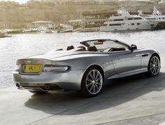 Aston Martin DB9 Volante auto - http://autotras.com