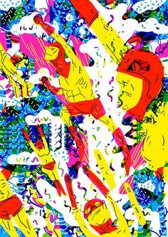HotMuzak_Go:Between_Paul_Fuster_8 Hot, Projects, Log Projects, Blue Prints