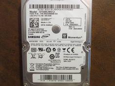 Samsung ST500LM012 HN-M500MBB/D2 FW:2BA30003 DGT 500gb Sata (Donor for Parts) - Effective Electronics #datarecovery #harddriverepair #computerrepair #harddrives #harddriveparts #samsung