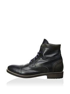 Bacco Bucci Men's Lorenzi Dress Boot (Black) $295.00.