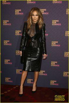 Jennifer Lopez / Chime for Change Concert