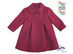 como hacer un abrigo para niña de polar - Buscar con Google