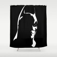 Batman Shower Curtain Designs #batmanshowercurtainglam #showercurtainglamour