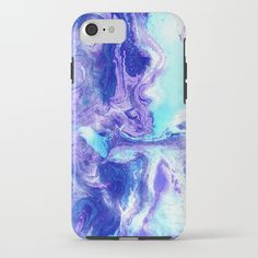 Society6:Our Tough Cases are constructed as a two-piece, impact resistant, flexible plastic case with an extremely slim profile and extra shock dispersion. A flexible rubber liner provides a secure fit and feel without compromising style. $38.00
