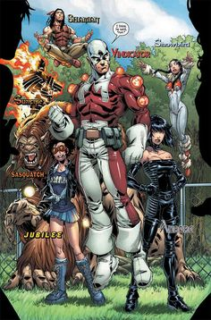 Ultimate Alpha Flight by Mark Brooks Arte Dc Comics, Marvel Comics Art, Marvel Comic Universe, Comics Universe, Marvel Vs, Marvel Heroes, Comic Book Characters, Comic Book Heroes, Marvel Characters