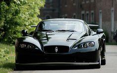 Gillet Vertigo. Belgian's only car