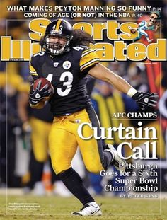 steelers sports illustrated covers | Super Bowl XLIII Diary: Day 1