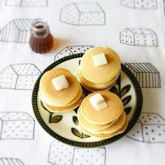 pancakes...a favorite