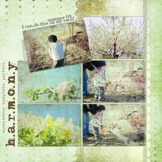 Herbarium by Viva Artistry at  PixelCanvas and   Template: #12-12 by Kathy Neil