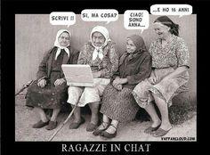 immagini divertenti nonne tecnologiche