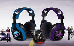 Saints Row 3 Headphones!