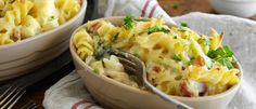 Cheesy Bacon and Vege Pasta Bake recipe from Food in a Minute
