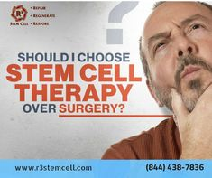 Stem cell therapy is a cutting-edge technique using regenerative medicine to avoid surgery and treat things like arthritis and chronic pain. Rheumatoid Arthritis Symptoms, Types Of Arthritis, Cord Blood Registry, What Is Stem, Leg Injury, Cord Blood Banking, Stem Cell Therapy, Regenerative Medicine, Rotator Cuff