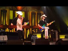 "Brad Paisley featuring Scotty McCreery - ""Celebrity"" live at the Grand Ole Opry"