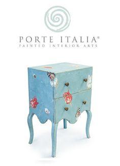 Our Brenta Nightstand - PORTE ITALIA INTERIORS