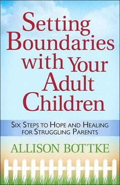 Need to read...maybe would help with teenager/young adults who need guidance as well!