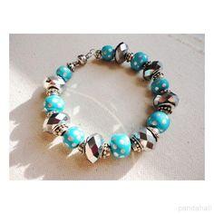 Handmade Colorful Wood Bracelets Colorful is one... | PandaHall Beads Jewelry Blog