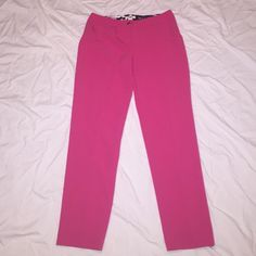 🌺Hot pink pants!! 🌺 Perfect for work or out on the town! Decided to keep!!! Pants