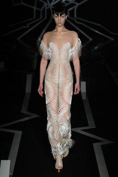 Défilé Iris Van Herpen Haute couture printemps-été 2017 4