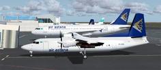 Air Astana,  Fokker 50