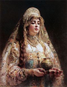 История красоты в России