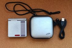 #gameboy advance sp classic nes with case and power supply included! from $75.0