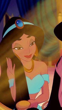 New Wallpaper Iphone Disney Aladdin Princess Jasmine IdeasYou can find Princess jasmine and more on our website.New Wallpaper Iphone Disney Aladdin Princess Jasmine Ideas Disney Kunst, Arte Disney, Disney Art, Disney Ideas, Princesa Disney Jasmine, Disney Princess Jasmine, Aladdin Princess, Aladdin And Jasmine, Disney Animation