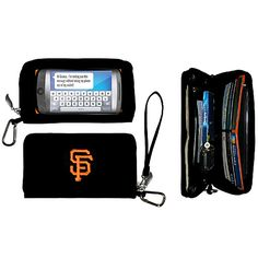 San Francisco Giants Deluxe Wallet with Touchscreen