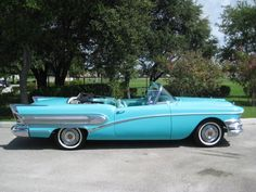 1958 Buick Century Convertible Maintenance/restoration of old/vintage vehicles: the material for new cogs/casters/gears/pads could be cast polyamide which I (Cast polyamide) can produce. My contact: tatjana.alic@windowslive.com