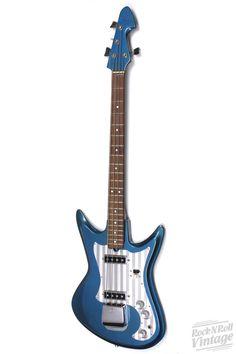 1960s Teisco EB-220