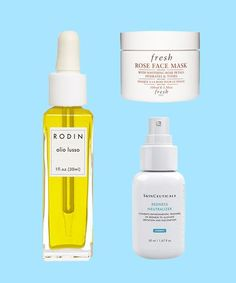 How To Mix Skin Care Products | Acne, dryness, dullness — whatever you've got, these are the best skin-care product combos to fight it. #refinery29 http://www.refinery29.com/layer-skin-care-beauty-products