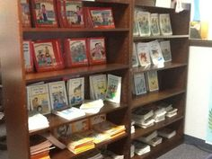 """Library- we are, after all, the """"people of the book""""- we need to imbed this value in our students by having an age appropriate book collection and by constantly encouraging them to use and enjoy it. (Class book exchange is a great practice)."""