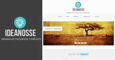 Discount Deals Ideanosse - Minimalist Facebook TemplateWe provide you all shopping site and all informations in our go to store link. You will see low prices on