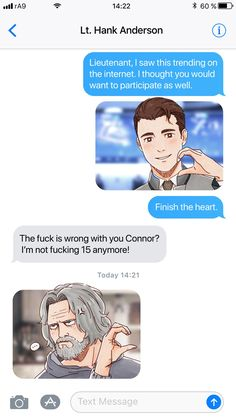 """I'm really enjoying this game, Connor's my fav XD #DetroitBecomeHuman… """