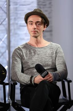 David Dawson Photos - Actor David Dawson discusses his role in BBC 2's The Last Kingdom at the Build LDN event on April 19, 2017 at AOL Studios in London, United Kingdom. - BUILD LDN: The Cast of BBC 2's 'The Last Kingdom'