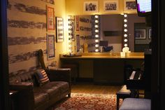 stage dressing room - Google Search