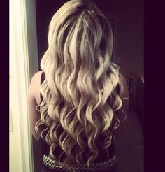 curled hair - Google Search