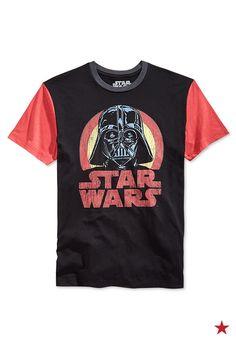 e74306ee03 Jem Star Wars Darth Head T-Shirt Men - T-Shirts - Macy s