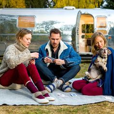 #Airstream #TradeWind 1970 #glamping by #tomsvintagetrailers #Fotoshooting in Goslar Germany in Autumn. Foto by #switchstudio for #haflinger. Vintage Trailers, Airstream, Glamping, Toms, Studio, Couple Photos, Couples, Germany, Autumn