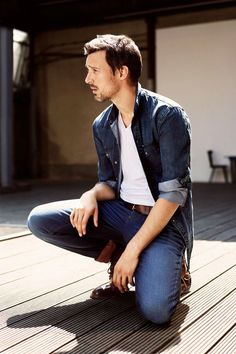 Florian David Fitz for Mavi