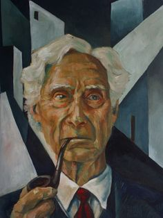 Bertrand Russell by Renée Jorgensen Bolinger on Curiator, the world's biggest collaborative art collection. Bertrand Russell, Famous Philosophers, Piet Mondrian, Famous Artists, Buy Frames, Art Deco Fashion, Framed Art Prints, Just For You, Fine Art